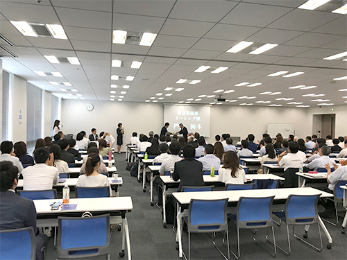 経営方針発表会の様子画像02