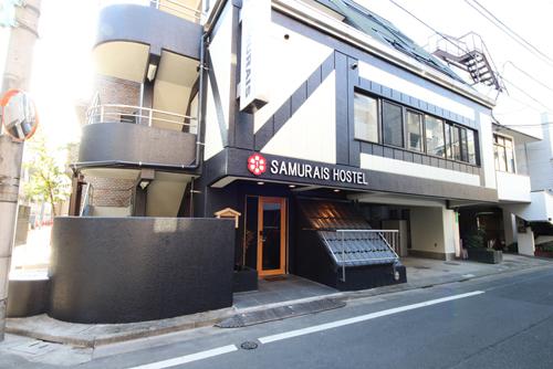 サムライ、忍者など日本文化をコンセプトとした民泊施設(簡易宿所)